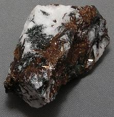 Photo of Astrophyllite from Kola Peninsula, Russia, mineral crystal specimen