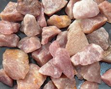 south africa, red aventurine, tumbling rock, rough, stones, crystals