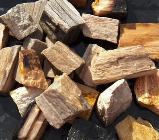 petrified wood, fossil, indonesia, tumbling rock, rough, stones, crystals