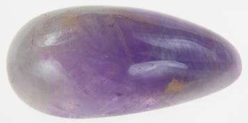 Photo of beautiful amethyst massage wand from Madagascar #5 top
