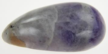 Photo of beautiful amethyst massage wand from Madagascar #6 Top