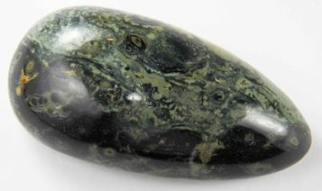 massage wand, kambaba jasper, crocodile, crystal, grounding stone, madagascar, india